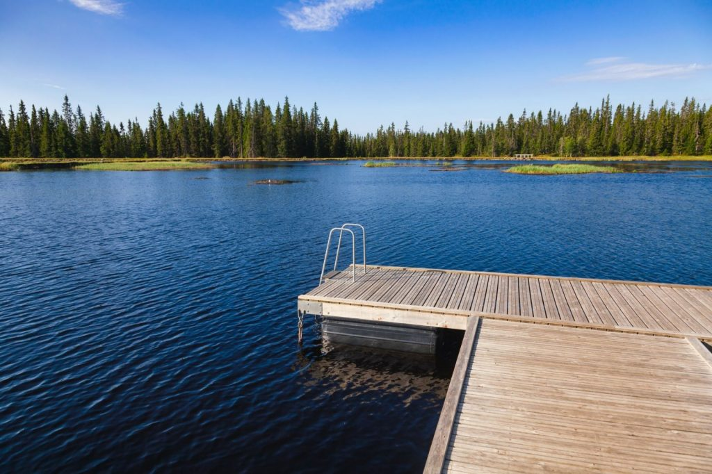 Read more on How to Build a Floating Dock
