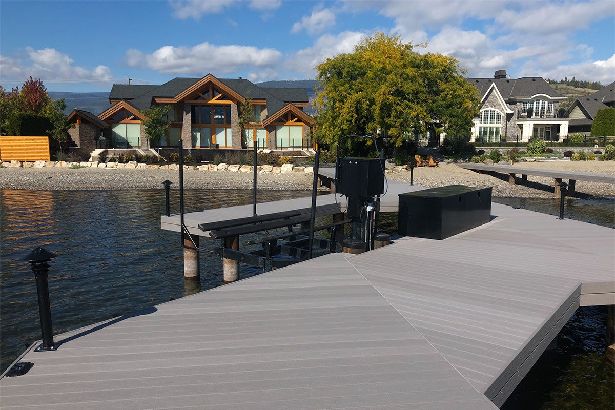 5 questions to ask your potential dock builder for Kelowna residential dock building
