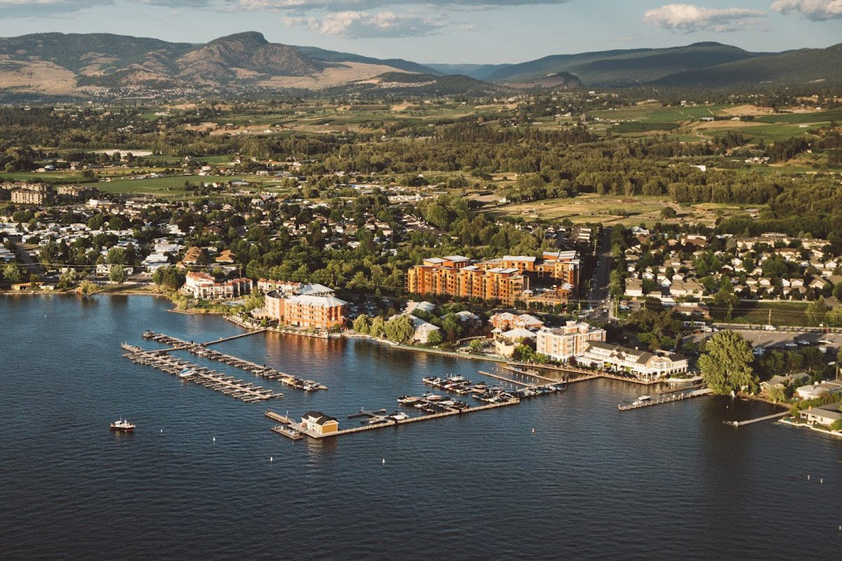 Okanagan Lake: The Best Spots to Visit From Your Shoreline Boat Lift